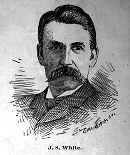 J. S. White, 1891